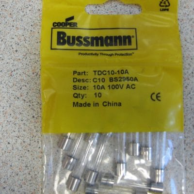 Bussmann TDC10-10A Fuse