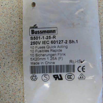 Bussmann S501-1-25-R Fuse