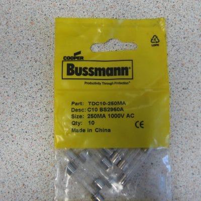 Bussmann TDC10-250MA Fuse