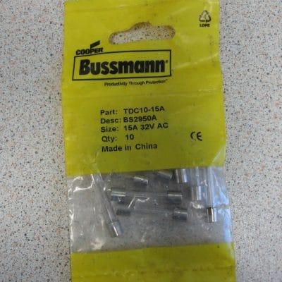 Bussmann TDC10-15A Fuse