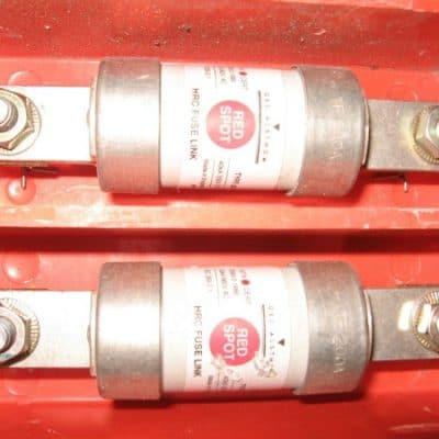 GEC Alsthom HRC Fuse Link