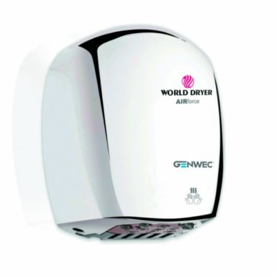 Air Force Genwec World Hand Dryer