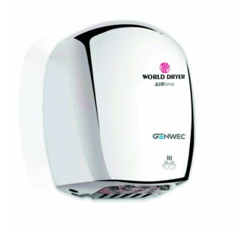 Air Force Genwec World Hand Dryer
