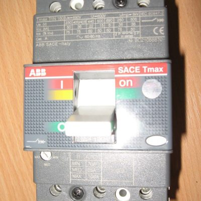 ABB SACE Tmax T1N 160 Over current release