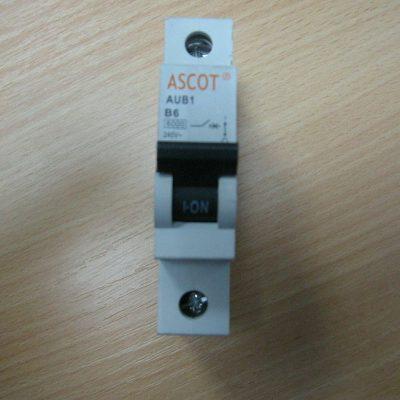 Ascot AUB1 Circuit Breaker B6