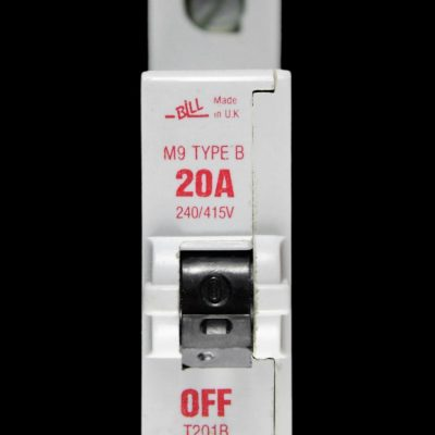 Bill M9 Type 3 Circuit Breaker 20A