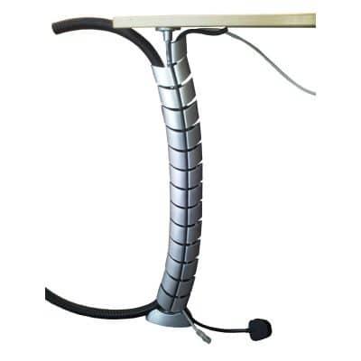 Under Desk Cable Management Spine