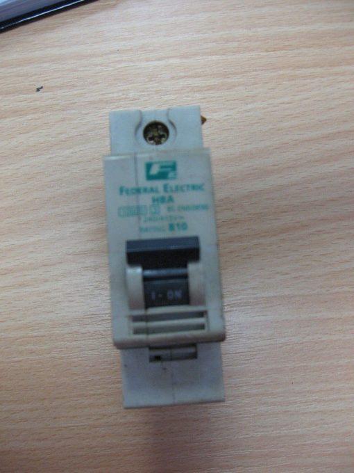 Federal Electric HBA B10 Circuit Breaker
