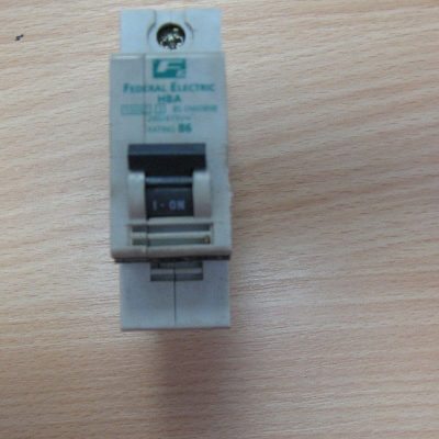 Federal Electric HBA B6 Circuit Breaker
