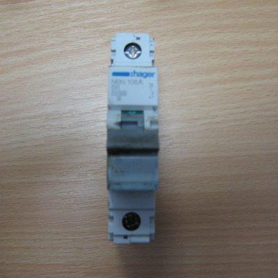 Hager Circuit Breaker B6