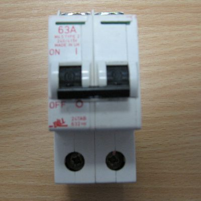 CIRCUIT BREAKER Bill 63A Type 2