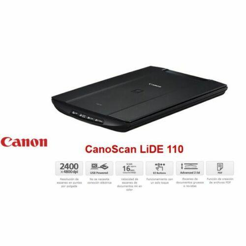 Canon CanoScan LiDe 110 Scanner