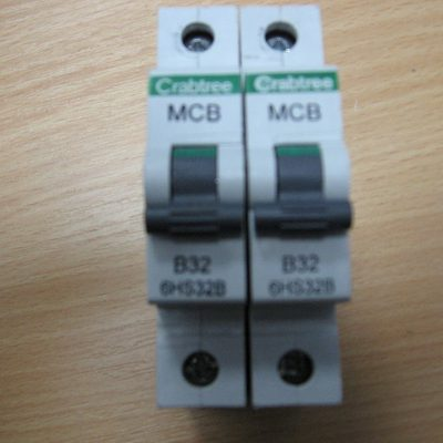 Crabtree Circuit Breakers B32