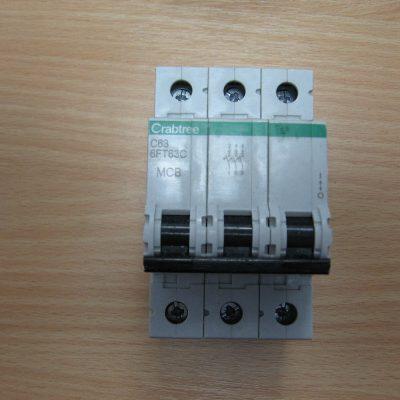 Crabtree Circuit Breaker C63