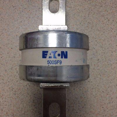 EATON MEM 500SF9 500A Industrial Fuselink Fuse