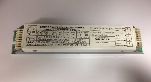 Emergency Lighting Products (220-240)