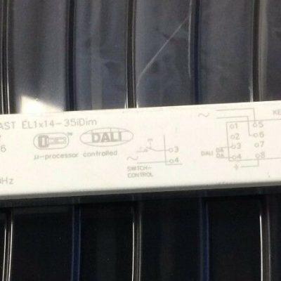 Helvar 1 x 14w - 35iDim Electronic Ballast