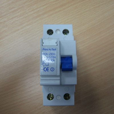 Mains Switch 40a 230v