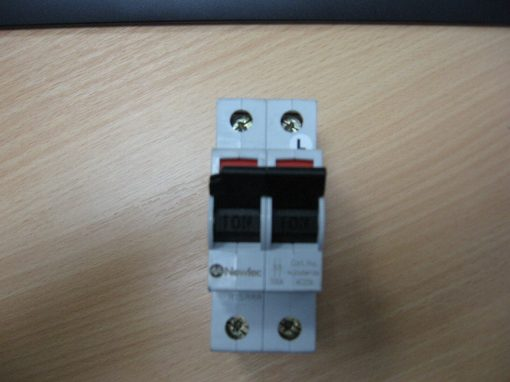 Newlec Mains Switch 100A AC22A