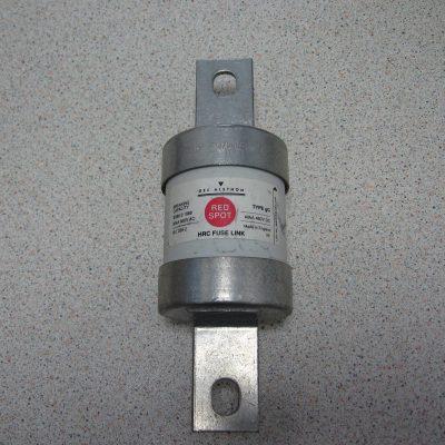 GEC Alsthom Red Spot HRC Fuse Link TKM315