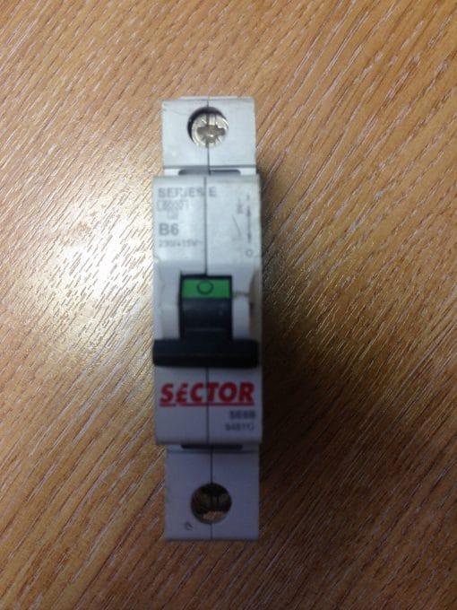 SECTOR Circuit Breaker B6