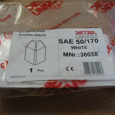 External Angle SAE 50/170