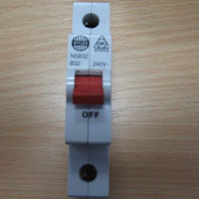 Wylex Circuit Breaker B32 SK STOTZ