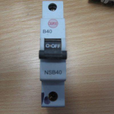 Wylex Circuit Breaker B40 NSBO