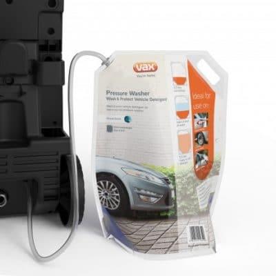 Vax Pressure Washer Patio & Decking Detergent - 500ml