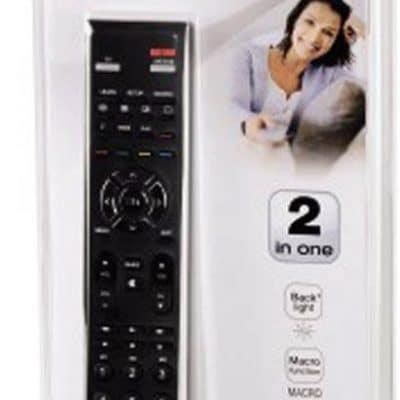 ROC2411 Universal 2-in-1 Remote Control