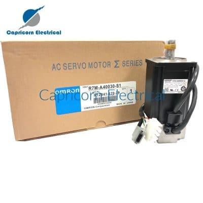 AC Servo Motor R7M-A40030-S1